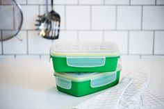 FESTMÅLTID lunchbox | #IKEA #IKEAnl #nieuw #eten #lunch #togo #saladebox