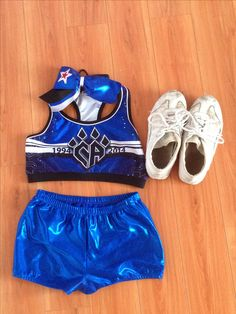 such cute practice wear!