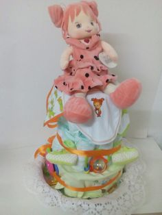 Tort pampers  Tort pampers