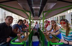 Ride The Pickled Pedaler to Concerts at The Lawn at White River State Park