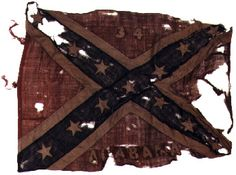 34th Alabama Battle Flag