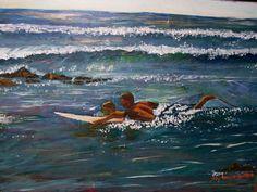 Hawaii Artist: Stephanie Bolton - Views