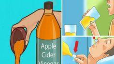 DRINK APPLE CIDER VINEGAR BEFORE BED