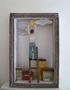 angela fattori: quadri