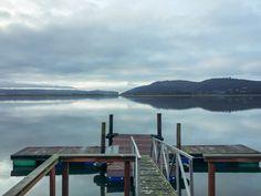 Deck on Knysna lagoon by Lex Faure / Knysna, Serenity, Deck, Mountains, Nature, Travel, Naturaleza, Viajes, Front Porches
