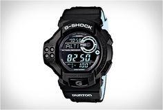 BURTON X CASIO G-SHOCK WATCH