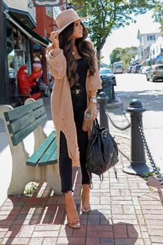Outfits With Hats, Casual Fall Outfits, Winter Fashion Outfits, Fall Winter Outfits, Classy Outfits, Look Fashion, Autumn Winter Fashion, Stylish Outfits, Womens Fashion
