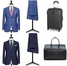 How To Pack A Suit.