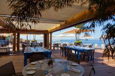 Beach Restaurant Le Cap - Cap d'Antibes Beach Hotel***** Relais & Châteaux, French Riviera - France