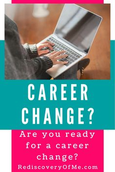 Fed up at work? Looking for a new career? How do you know when you are ready for a career change? Find out how to switch careers in your 20s, 30s, 40s or even 50s. Don't get stuck in a job you hate, learn more about changing careers. Find A Career, Career Change, New Career, Career Advice, Interview Techniques, Job Interview Questions, Job Interview Tips, Unhappy At Work, Hating Your Job