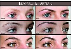 HD Brows is the unique, seven-step eyebrow shaping treatment that transforms your eyebrows into the shape you have always dreamed of. Eyebrow Before And After, Guys Eyebrows, Semi Permanent Eyebrows, Hd Brows, Brow Tinting, Threading Eyebrows, Brow Shaping, Perfect Brows, Eyebrow Makeup