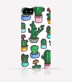 Cactus iPhone Case For iPhone 6 Plus Case iPhone 6 by kiwihen