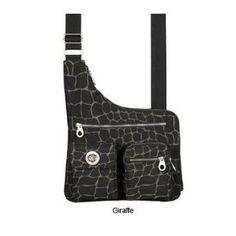 cute giraffe print bag