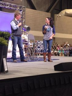 Chip and Joanna Gaines in Kansas City