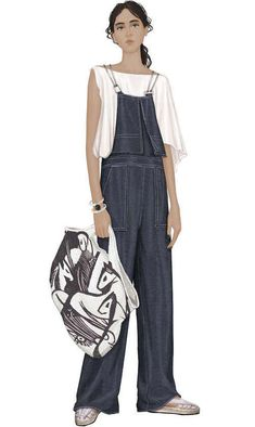 PeclersParis - Alabaster Muse - trend from the Casual Life trendbook - SS 2018 - Trends (#711588)