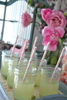 Pretty lemonade