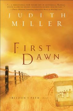 First Dawn – Judith Miller - this book is free on Amazon as of August 20, 2014. Click to get it. See more handpicked free Kindle ebooks - judged by their covers fresh every day at www.shelfbuzz.com