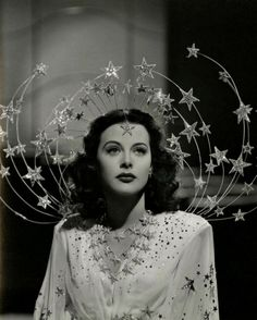 Hedy Lamarr - inventor,  mathematician, actress. This Lady truly had it all. She was as brilliant in mind as she was beautiful and talented. Traits sadly exempt from most of Hollywoods leading ladies these days..