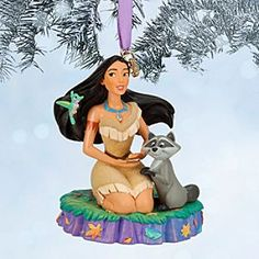 Pocahontas and Meeko Sketchbook Ornament Disney Disney Christmas Ornaments, Peanuts Christmas, Christmas Figurines, Hallmark Ornaments, Christmas Tree, Christmas Stuff, Christmas Ideas, Christmas Gifts, Xmas