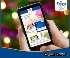 """Los momentos en los que compartimos nuestros verdaderos sentimientos son el mayor regalo... ¡Friso nos hace este regalo de Navidad a través de la aplicación más innovadora para padres! Descarga gratis la aplicación """"Momentos Friso"""": - Para Apple App Store: https://itunes.apple.com/pa/app/friso-moments-mexico/id786107374?mt=8 - Para Google App Store: https://play.google.com/store/apps/details?id=com.Friso.FrisoMomentsMexico #MomentosFriso"""