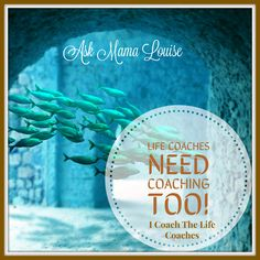Need to Enrich Your Coaching Client Services Reach Out To Mama Louise for Life Mastery Coaching at; www.askmamalouise.com