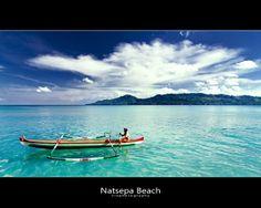 Natsepa Beach - Ambon, Mollucas