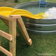 How to Make a Stock Tank Pool. How to Make a Stock Tank Pool