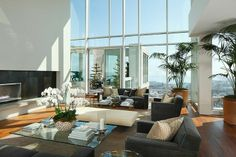St Regis Penthouse by Arthur McLaughlin