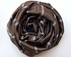 Scarf  Silk Bamboo Towel Turkish Towel / Peshtemal / Shawl /