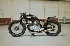 A stunning custom Honda CB750K from Glory Road Motorcycles of Adelaide, Australia.