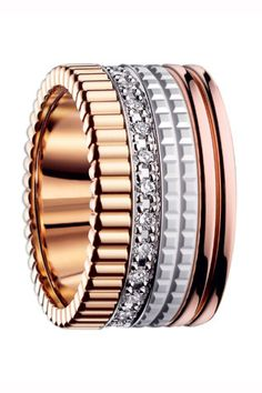 Love this Boucheron ring. | We Know How To Do It