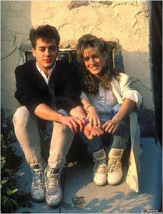 Robert Downey, Jr. & Sarah Jessica Parker