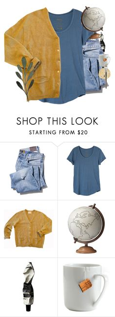 """""""Other Worldly"""" by mac-moses ❤ liked on Polyvore featuring RVCA, Mustard Seed, Jamie Young, Aesop, le mouton noir & co. and Monza"""