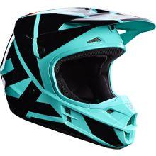 Womens Dirt Bike & Motocross Helmets - Fox Racing MX Dirt Bike Riding Gear, Dirt Bike Helmets, Dirt Bike Racing, Womens Dirt Bike Gear, Dirt Biking, Fox Racing, Triumph Motorcycles, Fille Et Dirt Bike, Ducati