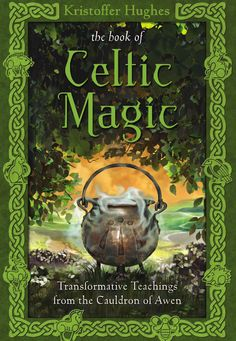 The Book of Celtic Magic by Kristoffer Hughes provides the unsurpassed power of practical magic and the transformative forces of ancient Celtica. Delve into the depths of a magical current that spans