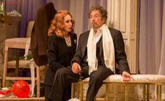 Al Pacino encarna a Tennessee Williams