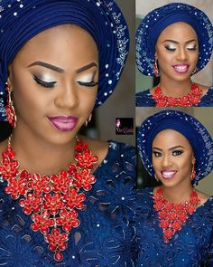 @deeqlooks beat that faceloving this. #traditionaloutfit #headgear #neckpiece #ombrelips #red