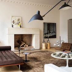 "323 mentions J'aime, 4 commentaires - HUMBERT & POYET (@humbertetpoyet) sur Instagram: ""INTERIORS | PARIS #humbertetpoyet #architecture #interiors #midcenturymodern #midcenturyfurniture…"""