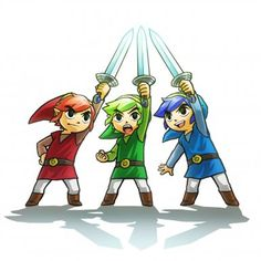 Un DLC con oltre trenta livelli extra in arrivo per The Legend of Zelda: Tri Force Heroes
