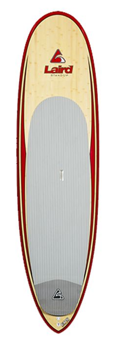 Laird Surfer Red Bamboo