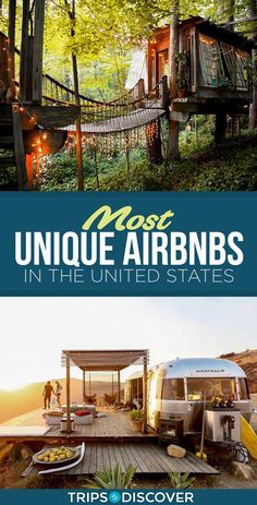 11 Most Unique Airbnbs in the United States - Vacation Travel - # . - 11 Most Unique Airbnbs in the United States – Vacation Travel – - Vacations In The Us, Unique Vacations, Unique Hotels, Romantic Vacations, Romantic Travel, Romantic Getaways, Dream Vacations, Vacation Places, Places To Travel