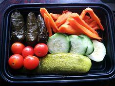 Veggie lunch box for kids