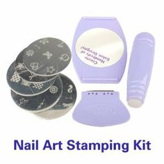Vktech Professional Nail Art Stamp Stamping Polish Nail DIY Design Kit Decoration by Vktech. Save 18 Off!. $6.58. Brand new ang high quality. Great for manicures and pedicures. Use it with any nail polish you have. Your nails will always look sensational. You will get professional salon results right at home. •Brand new ang high quality A•s simple and easy •Great for manicures and pedicures •Use it with any nail polish you have •Your nails will always look sensational...