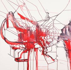 Abstract Red, Ramona A Kloos