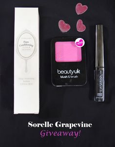 Sorelle Grapevine: Giveaway! Instagram based giveaway is now on!!!