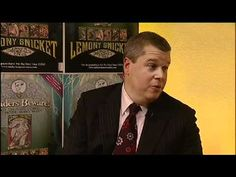 Lemony Snicket interview by James Woodroof. Handler continues with his separation between himself and Lemony Snicket.