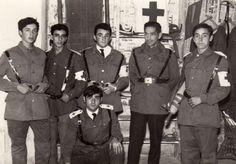 Cruz Roja de Arnedo en 1966