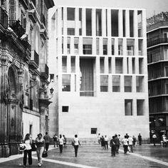 Rafael Moneo Murcia city hall, Murcia, Spain,1999