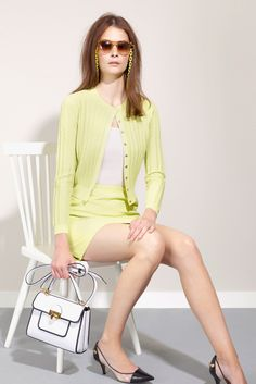 Paule Ka Resort 2015 Fashion Show - Suzie Bird