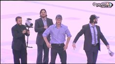 VIDEO: Patrick Kane vs. Jonathan Toews in a dance-off - CBSSports.com